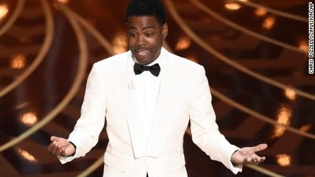 Chris Rock: 'You're damn right Hollywood is racist' - CNN.com ~ Everyone knew that Oscars host Chris Rock, after six weeks of silence on the issue, was going to address the #OscarsSoWhite controversy during his monologue Sunday night.