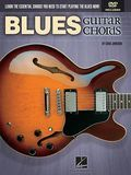 Hal Leonard - Blues Guitar Chords Instructional Book and DVD - Multi