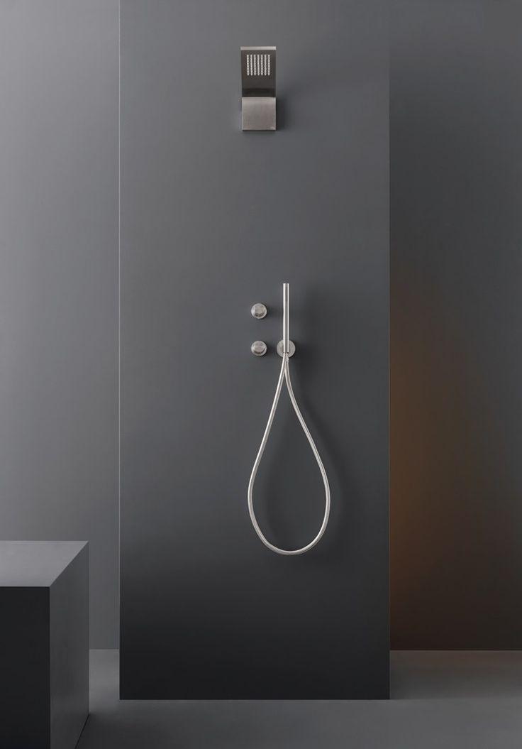 Rain jet shower head FRE 34 by Ceadesign | design CEA DESIGN STUDIO