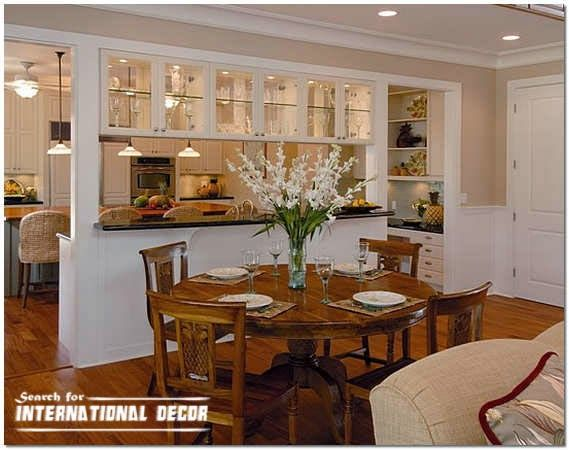 American Kitchen Style Interior Design Living Room Dining Room Combo Kitchen Dining Room Combo Dining Room Remodel