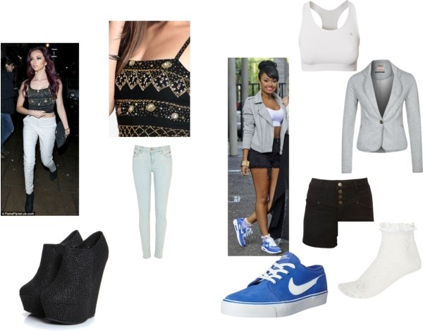 """""""Little Mix Outfit ( 2 out of 2)"""" by nnicholee on Polyvore"""