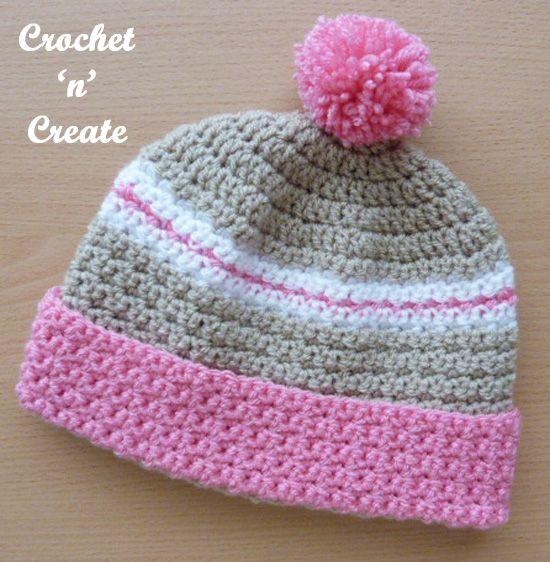 Crochet Childs Hat Scarf Crocheting Childrens Crochet Hats