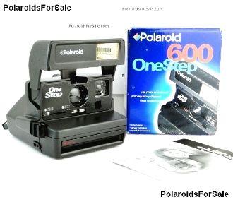 Polaroid Cameras For Sale Melbourne Victoria Queensland Western Australia Used Vintage Poloroid Instant camera for sale cameras