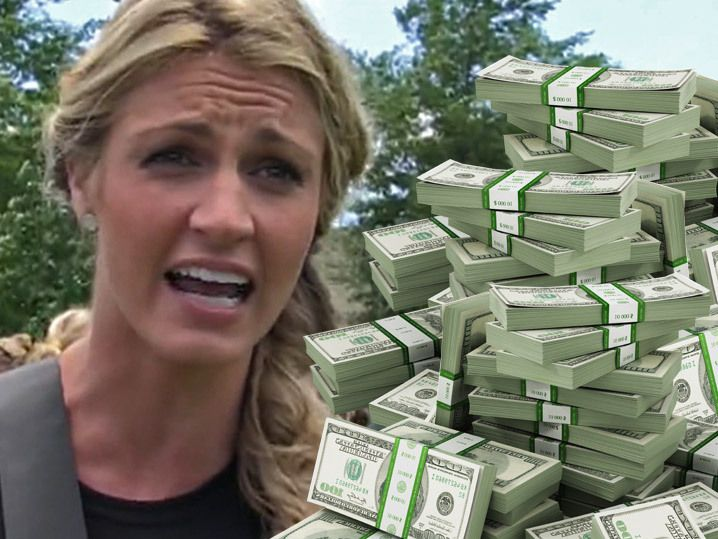 Erin Andrews: How $55 Million Gets Whittled Away ... to $6 Mil | TMZ.com