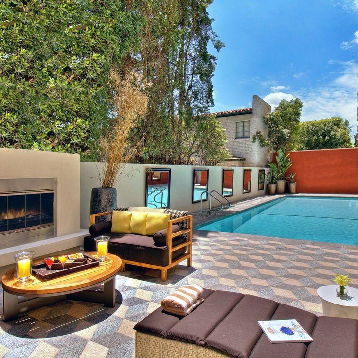 Hotel Palomar L.A. - Westwood—Los Angeles, California. #Jetsetter