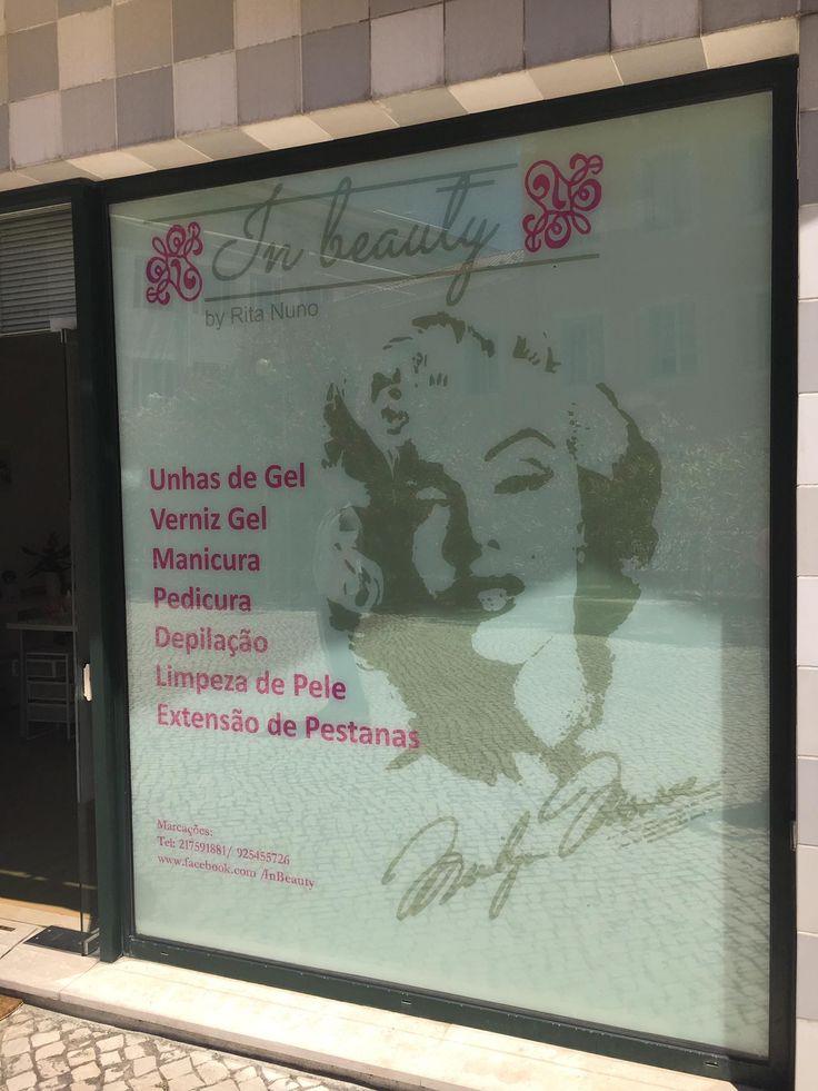 Estamos na Rua Odette de Saint-Maurice Ed Campo Grande 380 Lisboa #inbeautybyritanuno #unhasdecoradas #unhasdegel #unhas #nails #nailart #prettynails #beautifulnails #cutenails