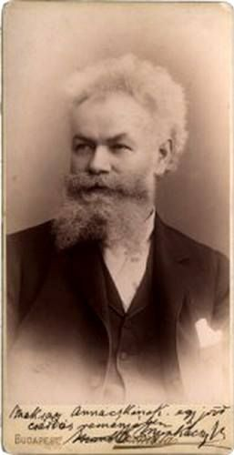 Munkácsí Mihály (1844-1900)