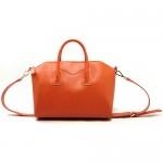 Orange Robin Leather Handbag $269.95 FREE SHIPPING WITHIN AUSTRALIA available online at sterlingandhyde.com.au