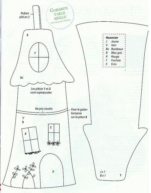 Идеи для лоскутниц / Прочие виды рукоделия / Шитье