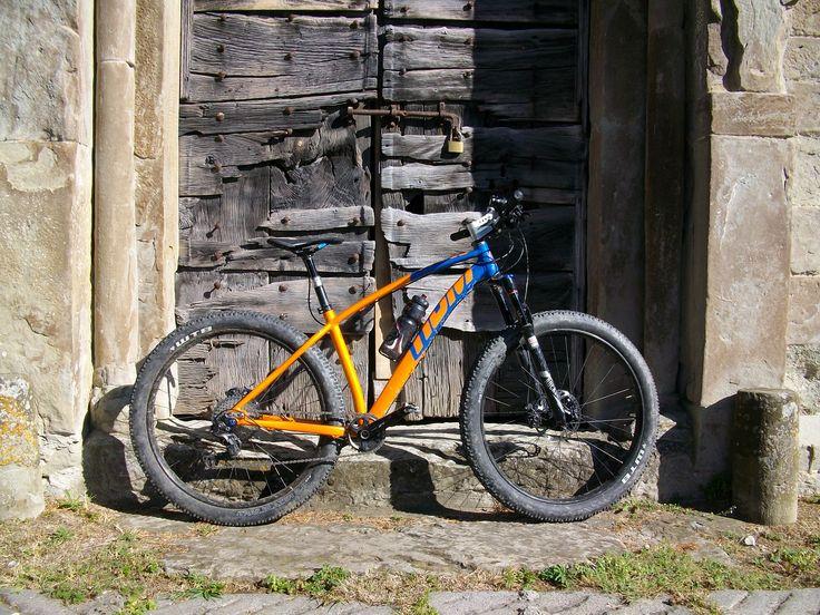 MTB  27.5 plus  HBM Bike Factory - Arquata Scrivia (AL) Italy