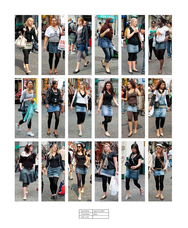 """April 24, 2007. Amsterdam, 2:00 p.m.-4:30 p.m. 