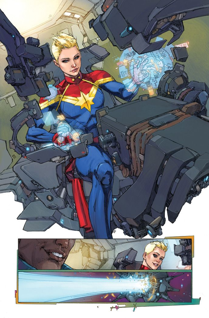 THE ULTIMATES #1    Written by AL EWING  Art & Cover by KENNETH ROCAFORT