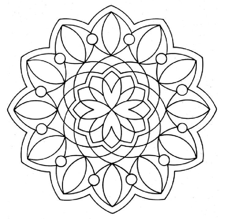 Ms de 25 ideas increbles sobre Juegos de pintar mandalas en