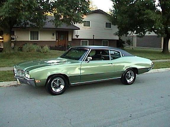 green skylark buick - Bing Images