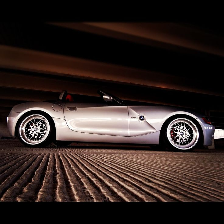 Bmw Z4 E85: 128 Best BMW Z4 (E85 / E86) Images On Pinterest
