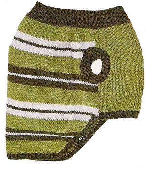 6.3  *Вязание  свитера для собак  2.