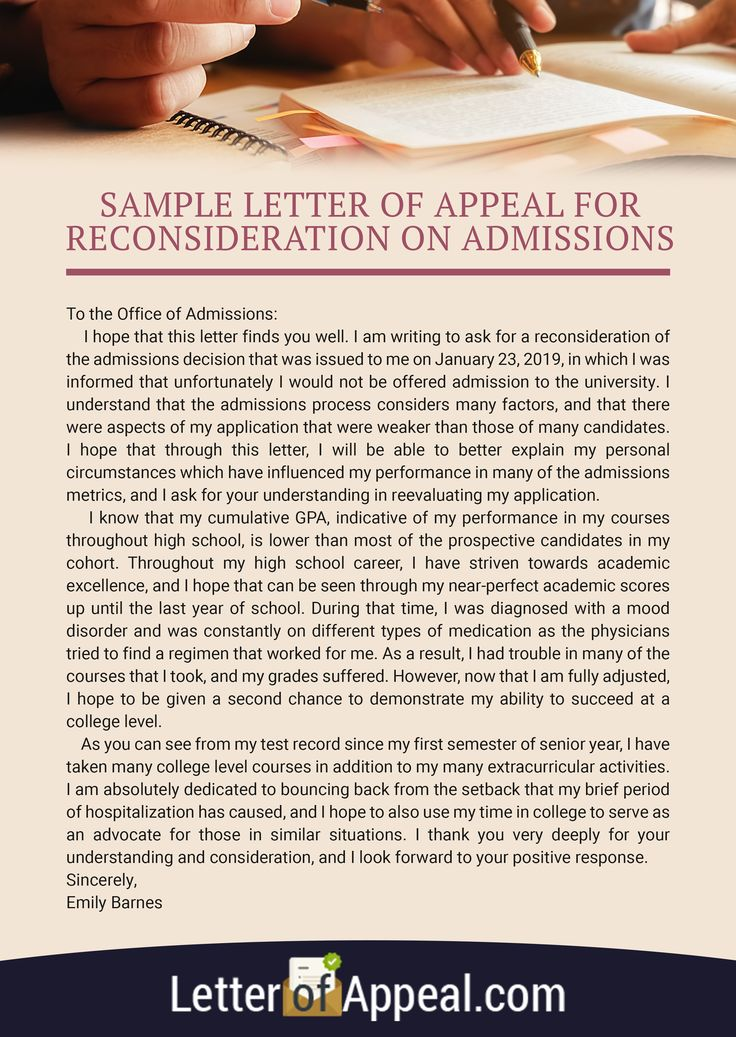 25+ Sample letter of appeal for reconsideration for promotion trends