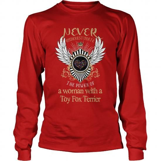 I LOVE TOY FOX TERRIER  NEVER UNDERESTIMATE THE POWER OF A WOMAN WITH A TOY FOX TERRIER LONG SLEEVE TEES T-SHIRTS, HOODIES ( ==►►Click To Shopping Now) #i #love #toy #fox #terrier # #never #underestimate #the #power #of #a #woman #with #a #toy #fox #terrier #long #sleeve #tees #Dogfashion #Dogs #Dog #SunfrogTshirts #Sunfrogshirts #shirts #tshirt #hoodie #sweatshirt #fashion #style