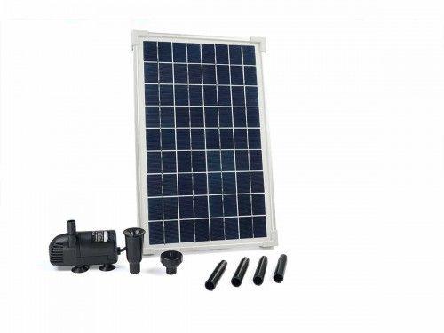 Pompe solaire pour bassin SolarMax
