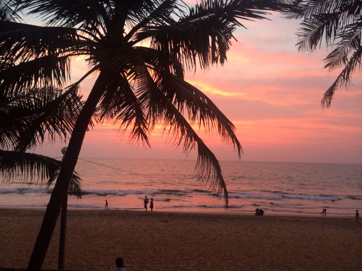 Colombo Sri Lanka sure know how to put on a good sunset #considersrilanka