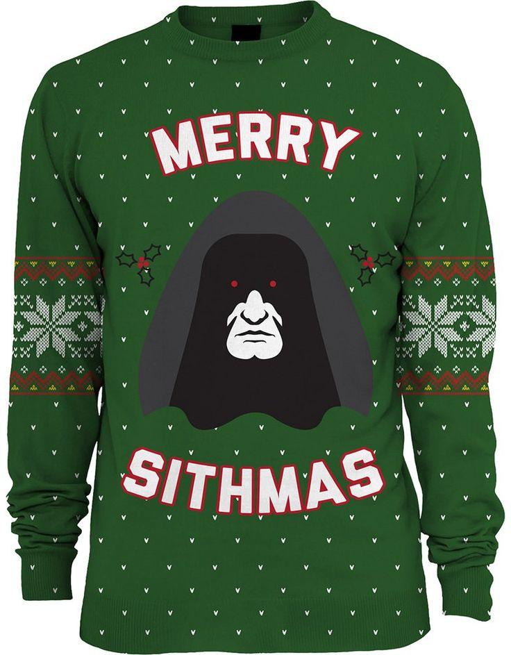 Die lustigsten Christmas-Sweater für Weihnachten!