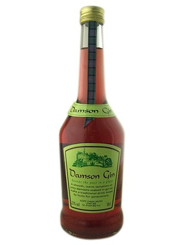 how to drink damson gin
