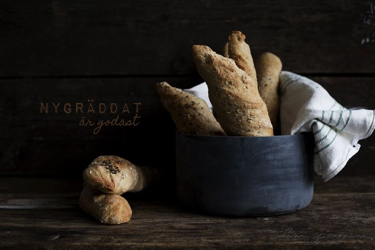 Food photography and styling : Bread