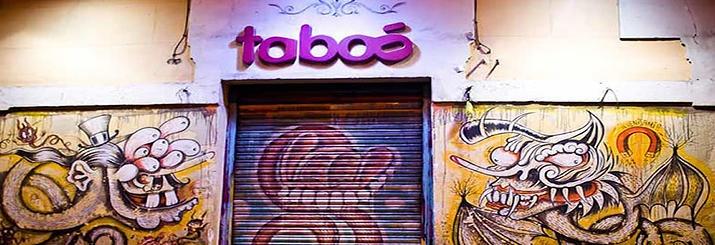 sala Taboo. Madrid