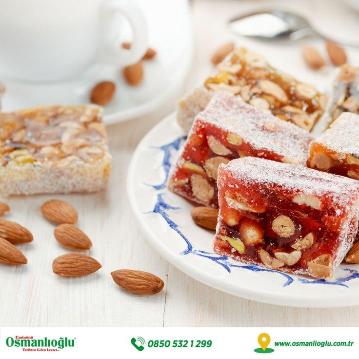 Bugün 16 Şubat Dünya Badem Günü.😋 Tüm bademli ürünlerimizde sepetinizde anında %20 indirim bizden!👍#almond #almondday #badem