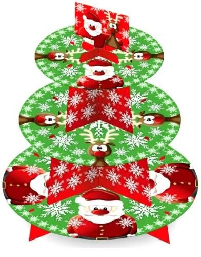 "Noel Baba, Cupcake Standı | partipaketi.com | ""Partiye Dair Herşey"""