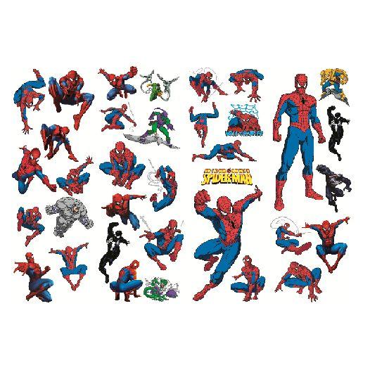 Disney - Spiderman Wallies 35-Pack