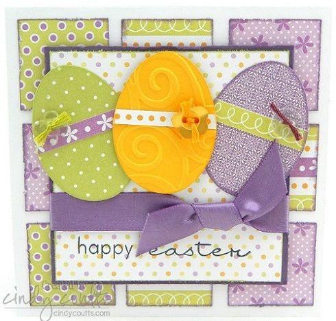 244 best Cards - Easter images on Pinterest Card crafts, Diy - sample easter postcard template