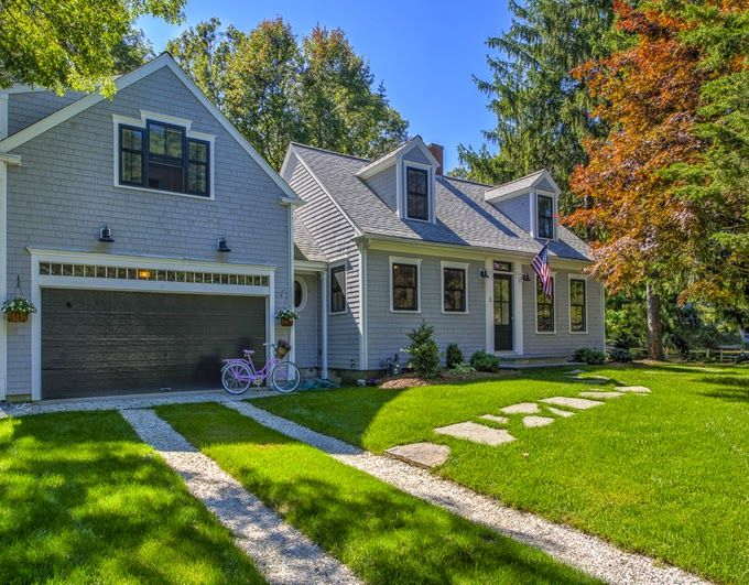 2439 Best Curb Appeal Images On Pinterest Exterior Homes