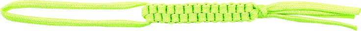 Schrade SCH550GR Green 550 Paracord Braided Lanyard. Paracord Braided Lanyard. Multiple Daily or Emergency Uses. Overall Length: 8.11 inch (20.60 cm) Weight: 0.0 pounds.