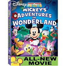 "Disney Mickey Mouse Clubhouse: Mickey's Adventures in Wonderland DVD - Walt Disney Studios - Toys ""R"" Us"