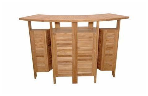 Altavista Folding Bar Table