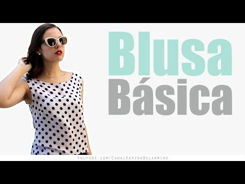 Costurar MALHA na Máquina Doméstica Comum | Karina Belarmino - YouTube
