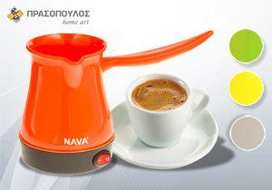 Εξαιρετικός ελληνικός καφές σε ένα λεπτό με ηλεκτρικό μπρίκι!