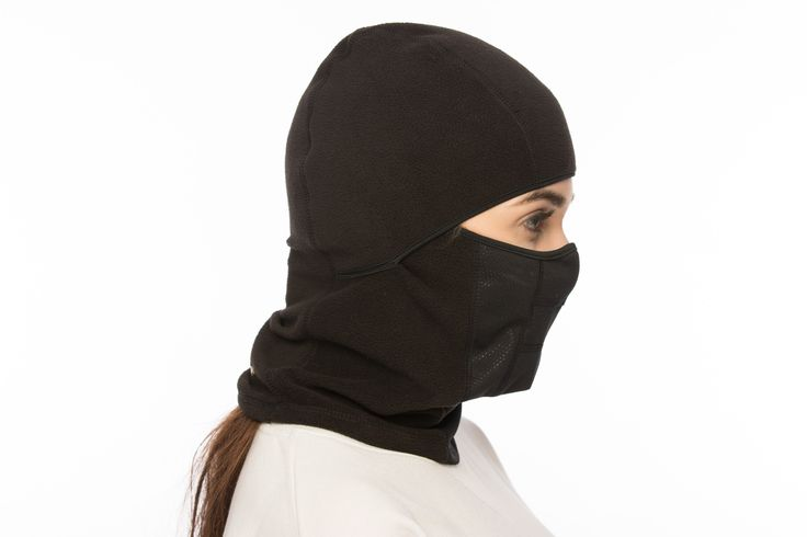 Don't let the name trick you, the MaxPro Balaclava isn't exclusive for pros, but it will sure make you look like one.
