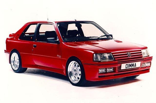 Custom Hot Wheels Superfly Autos Peugeot Gti Motor Car