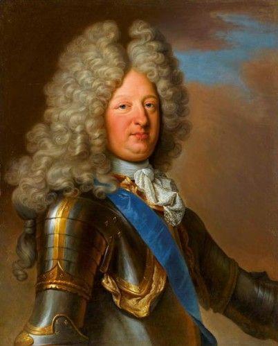 Louis de France, le Grand Dauphin, workshop of Hyacinthe Rigaud