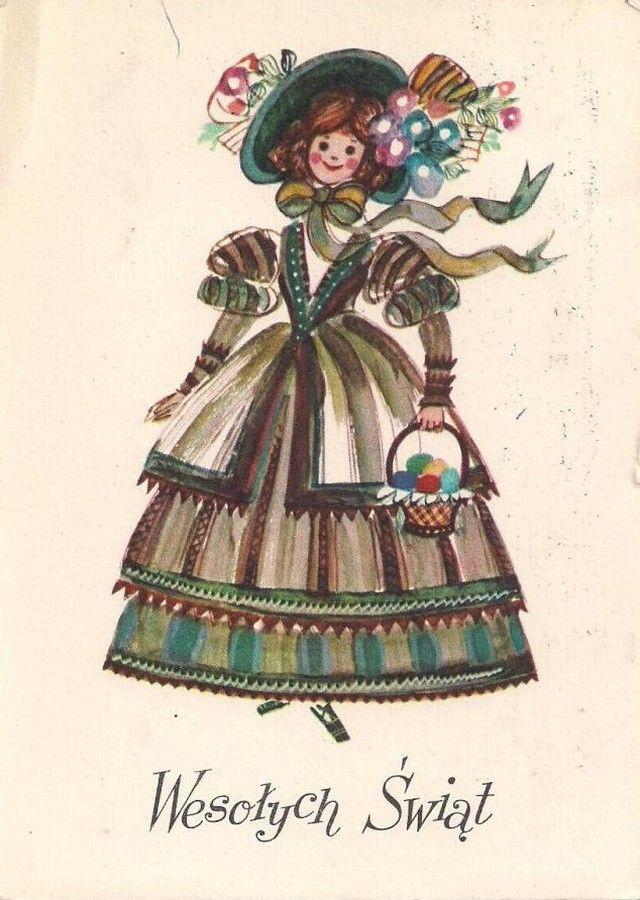 Danuta Imielska-Gebethner (b.1931) — Wesołych Swiąt   (640x900)