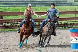 ribbon race gymkhana - Gymkhana Horse Games