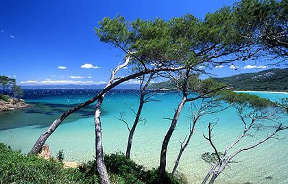 porquerolles island - the only thing better than going to a place like this is going by sailboat!