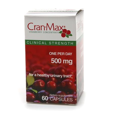 Cute Cran Max Cranberry Concentrate mg Capsules ea