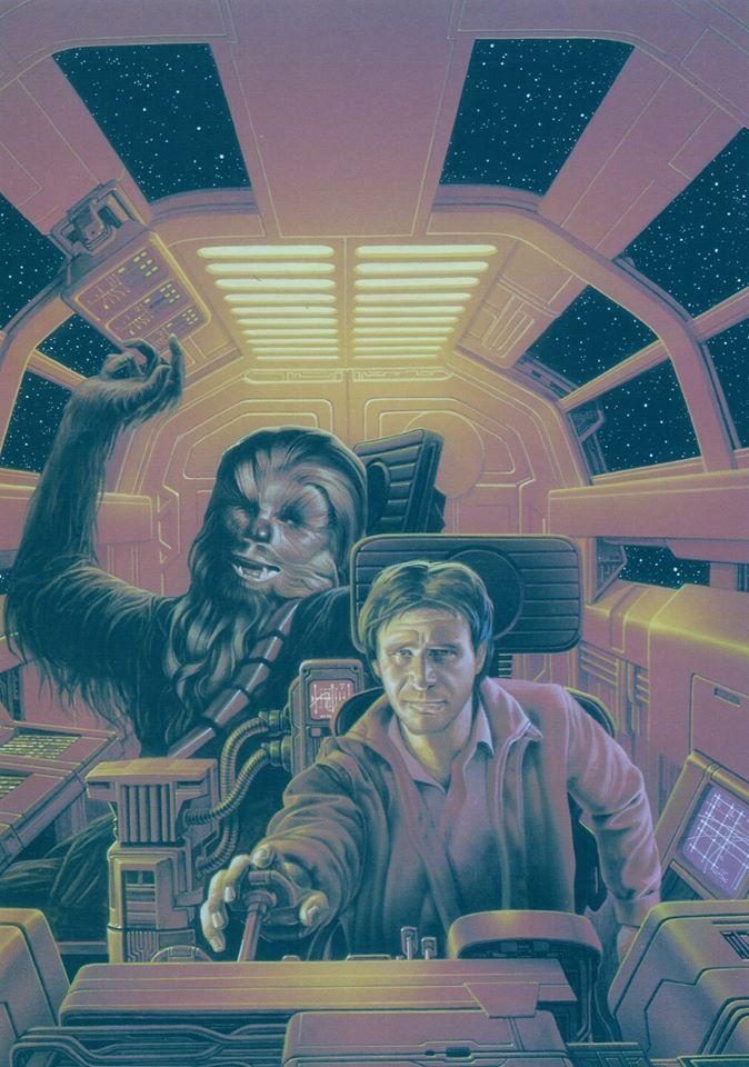 Han Solo's Revenge (1992)