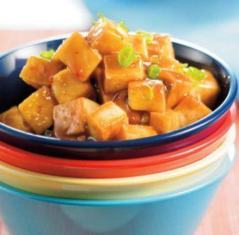 Tofu savoureux - Enfants Québec