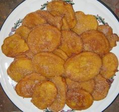 panquecas de abóbora - Madeira