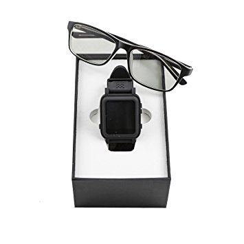 Orologio Bigliettino Invisibile ScuolaZoo con occhiali inclusi per copiare a scuola ed esami