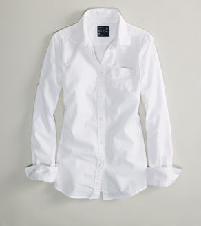 The boyfriend shirt-a must have for every girl...